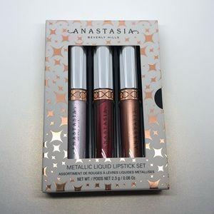ABH: Metallic Liquid Lipstick Set